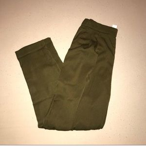 Pants - SOLD (green dress pants)
